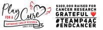$300,000 raised by #teamp4ac